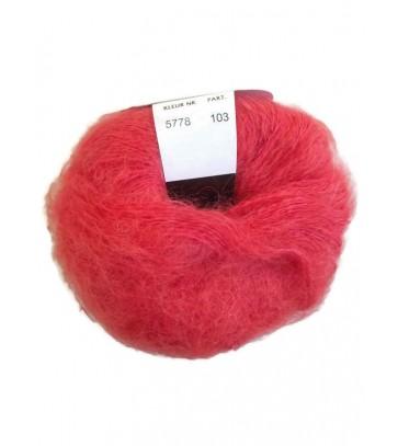 Lot 3922- Alpaga Annell Lot 10 pelotes coloris 5778