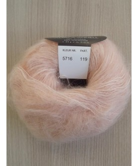 Lot 3938- Alpaga Annell Lot 10 pelotes coloris 5716