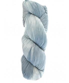 Lot 4021 -  5 écheveaux de 100 gr-Coloris Blue Sky
